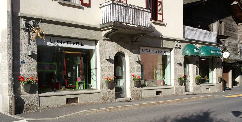 Le chable magasin opticiens